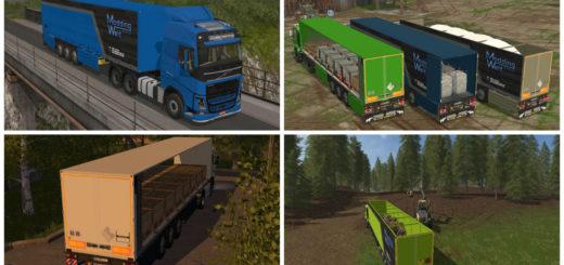 Мод Schmitz CargoBull v 1.1 FS17
