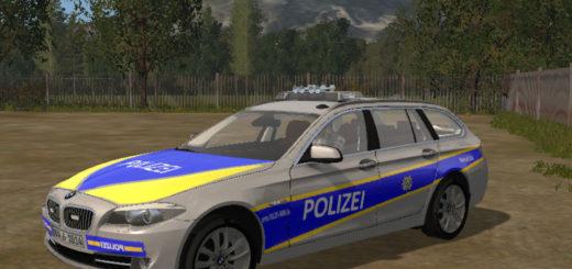 Мод полицейский авто police NRW V 1.2 FS 17