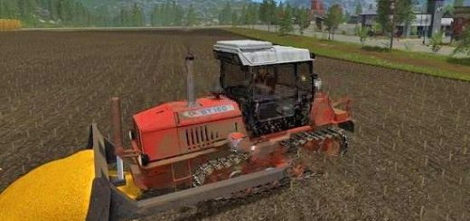 Мод трактор BT 150 & Otval v 1.0 Фарминг Симулятор 2017