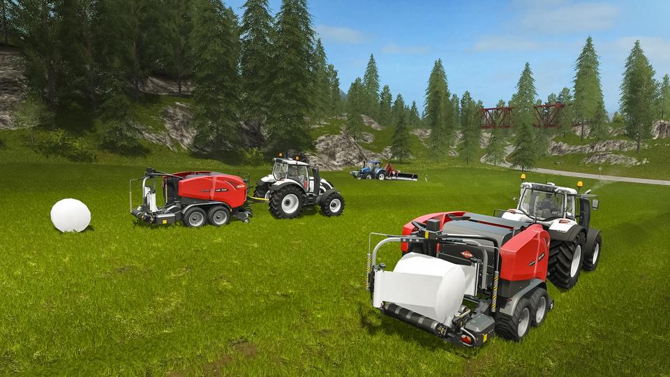 Скачать Farming Simulator 17 v1.4.2 + Все DLC Repack xatab