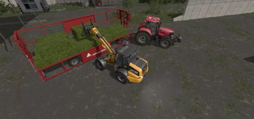 Мод прицеп Annaburger HT 24.05 v1.0 Farming Simulator 2017