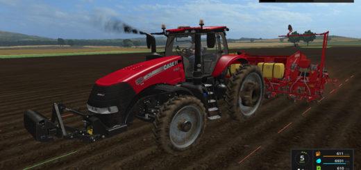 Мод трактор Case IH Magnum 340/380 US Version v 1.0.0.3 Farming Simulator 2017