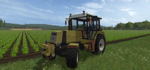 Мод трактор Fortschritt ZT 323 v 1.0 Farming Simulator 2017