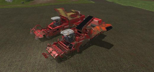 Мод ПАК Grimmepack v 1.0 Farming Simulator 17