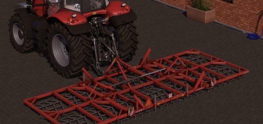 Мод Harrows 14 v 1.0 Farming Simulator 17
