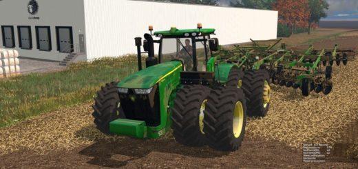 Мод трактор John Deere 2720 v 1.1.0.0 FS17