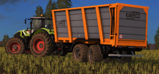 Мод прицеп Kaweco Pullbox 8000H v 1.0 FS17
