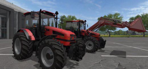 Мод трактор МТЗ MTZ 1523 v 1.0.0.1 Фермер Симулятор 2017