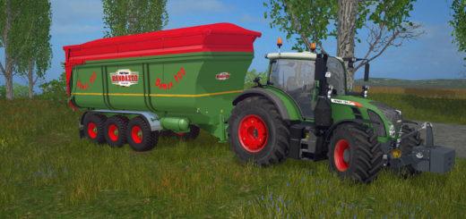 Мод прицеп RANDAZZO TR70 v 1.0.1.4 Farming Simulator 17