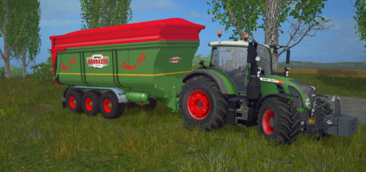 Мод прицеп RANDAZZO TR70 v 1.0.1.3 Farming Simulator 2017