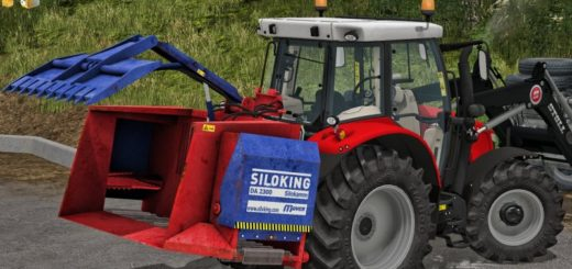 Мод Siloking DA2300 v 1.0 Farming Simulator 2017