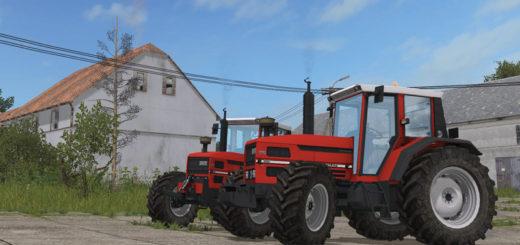 Мод трактор Same Galaxy 170 v 1.0 Farming Simulator 2017