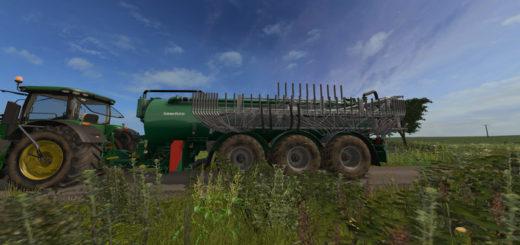 Мод Samson PG II 31 v 1.0 Farming Simulator 2017