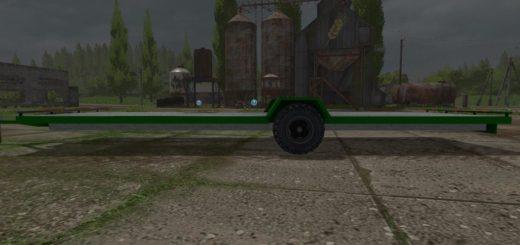 Мод прицеп Trailer Transport v1.0 FS 17