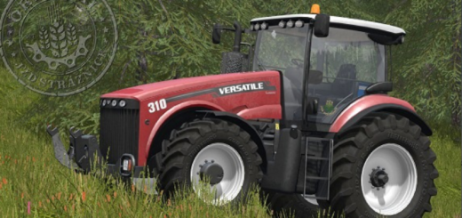 Мод трактор Versatile 310 v 1.0 Farming Simulator 2017