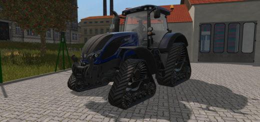 Мод трактор Valtra S Series v 2.0.0.0 FS17
