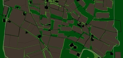 Мод карта Germantown v 1.0 Farming Simulator 2017