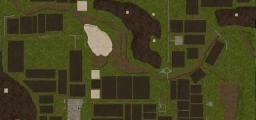 Мод карта СВАПА Агро v Beta Фермер Симулятор 2017
