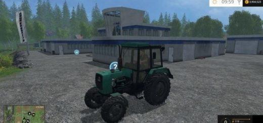 Мод трактор ЮМЗ 8240 v 2.0 Фермер Симулятор 2017
