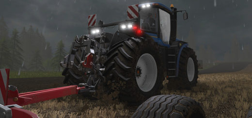 Мод FS17 4Real Module 03 Ground Response Farming Simulator 2017