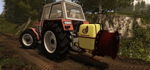 Мод Agromehanika AGP 500 v 1.0 Farming Simulator 17