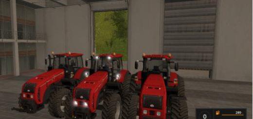 Мод трактор Belarus 3522 v 1.0 Фермер Симулятор 2017