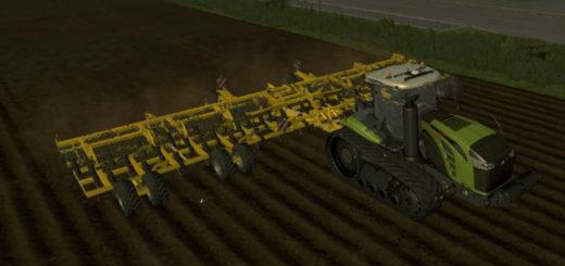 Мод культиватор Bednar Atlas Cultivator V 1.0 Farming Simulator 17
