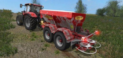 Мод Bredal K105 v 1.0.3 Farming Simulator 17