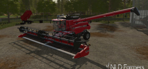 Мод комбайн CASE IH230 AXIAL FLOW 9230 COMBINE PACK V1.3 Farming Simulator 2017