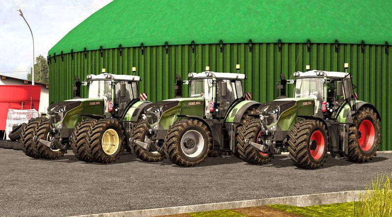 скачать моды для farming simulator 2015 комбайны fendt
