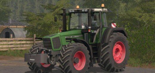 Мод ПАК тракторов FENDT TURBOSHIFT 8XX V1.0 FS17