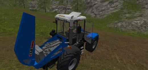 Мод трактор ХТЗ HTZ 17221-09 v 1.0 Фермер Симулятор 2017