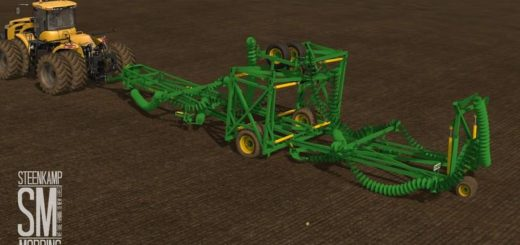 Мод Kelly 60CT Diamond Harrow V 1 Farming Simulator 17