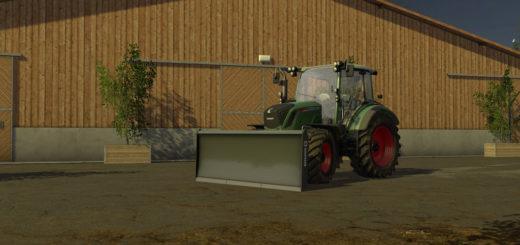 Мод лопата MGS 350 v1.0 Farming Simulator 2017
