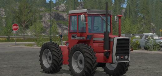 Мод трактор Massey Ferguson 1250 v 1.0 Farming Simulator 2017