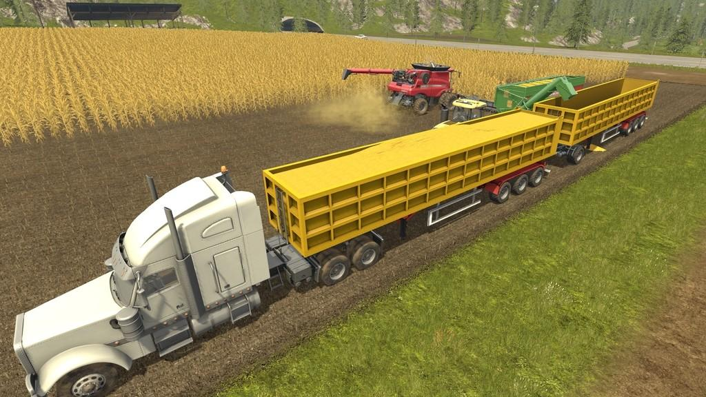 Скачать моды косилки для Farming Simulator 2017  FS 17