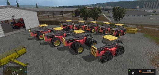 Мод трактор Versatile 856 v 1.0.0 Farming Simulator 2017
