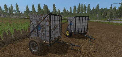 Мод WATER TANK V1.0 Farming Simulator 2017