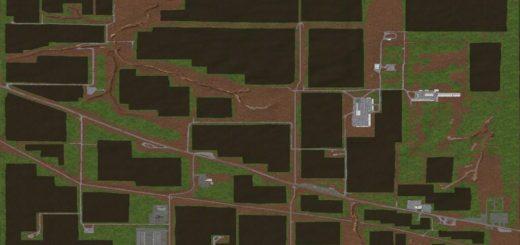 Мод карта North West Texas 4X v1.0.0.0 FS17
