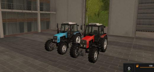 Мод ПАК тракторов МТЗ 1221 Фермер Симулятор 2017