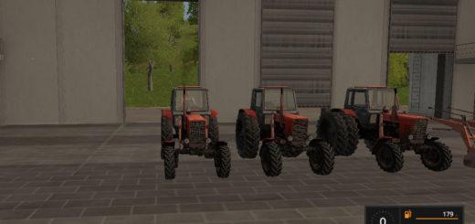 Мод трактор МТЗ 82 Фарминг Симулятор 2017