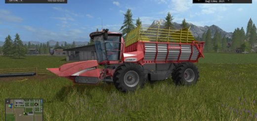 Мод сенокосилка CASE IH L32000 MOWER V1 Farming Simulator 2017