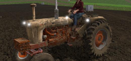 Мод трактор Case IH 1030 v 1.0 Farming Simulator 2017
