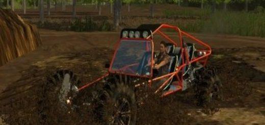 Мод авто Dune Buggy v 1.0 Farming Simulator 2017