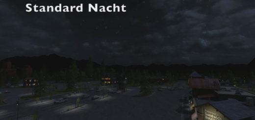 Мод скрипт Dark Night V 1.0 FS17