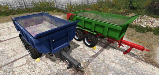 Мод ПАК HILKEN HI 2250 SMK V1.0 Farming Simulator 17