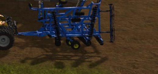 Мод плуг Landoll 7400 v 1.0.0 Farming Simulator 2017