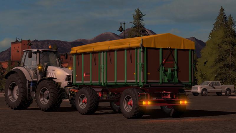 Мод New lights v 1.0 Farming Simulator 2017