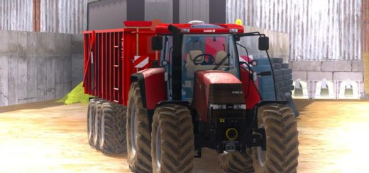 Мод прицеп PONTHIEUX V0.9 Farming Simulator 2017