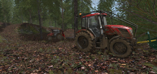 Мод трактор PROXIMA 120 MULTI V1.0.0.0 Farming Simulator 17